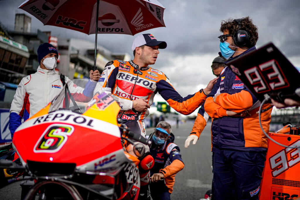 """MotoGP   Stefan Bradl: """"Con questa Honda anche Marc Marquez farebbe fatica"""""""