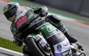 Moto2 | Gp Le Mans FP1: Kasma Daniel svetta con le rain