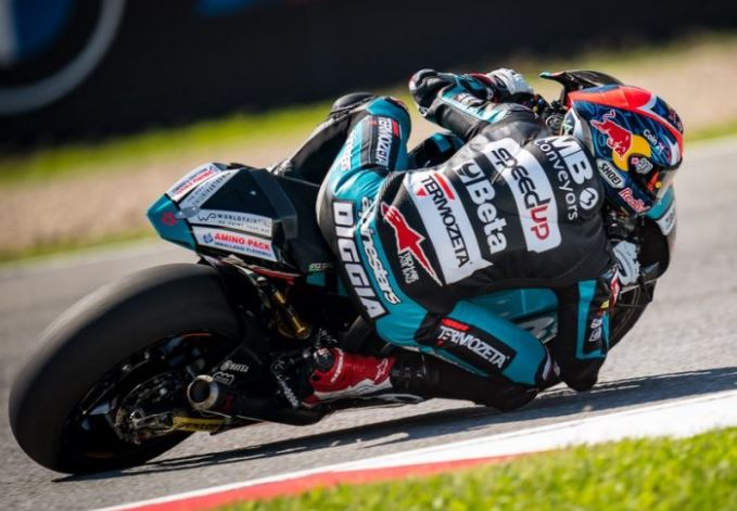 Moto2 | Gp Aragon FP3: miglior tempo per Fabio Di Giannantonio