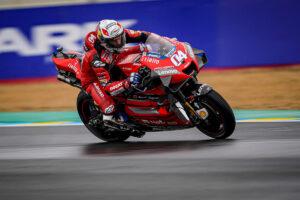 """MotoGP   Gp Le Mans Gara: Andrea Dovizioso, """"Se avessi fatto le scelte di gomme di Zarco avrei vinto"""" [VIDEO]"""