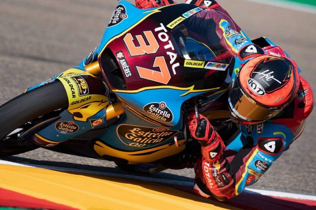 Moto2 | Gp Aragon 2 FP1: Fernandez il migliore, Di Giannantonio è terzo