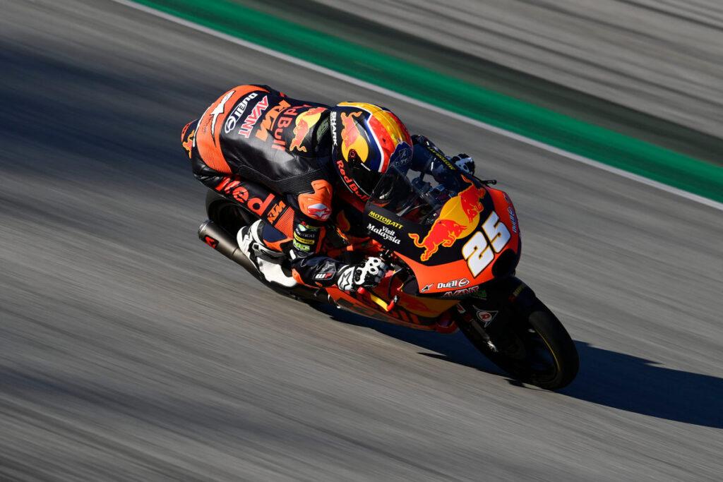 Moto3 | Gp Aragon FP2: domina Fernandez, Fenati è secondo