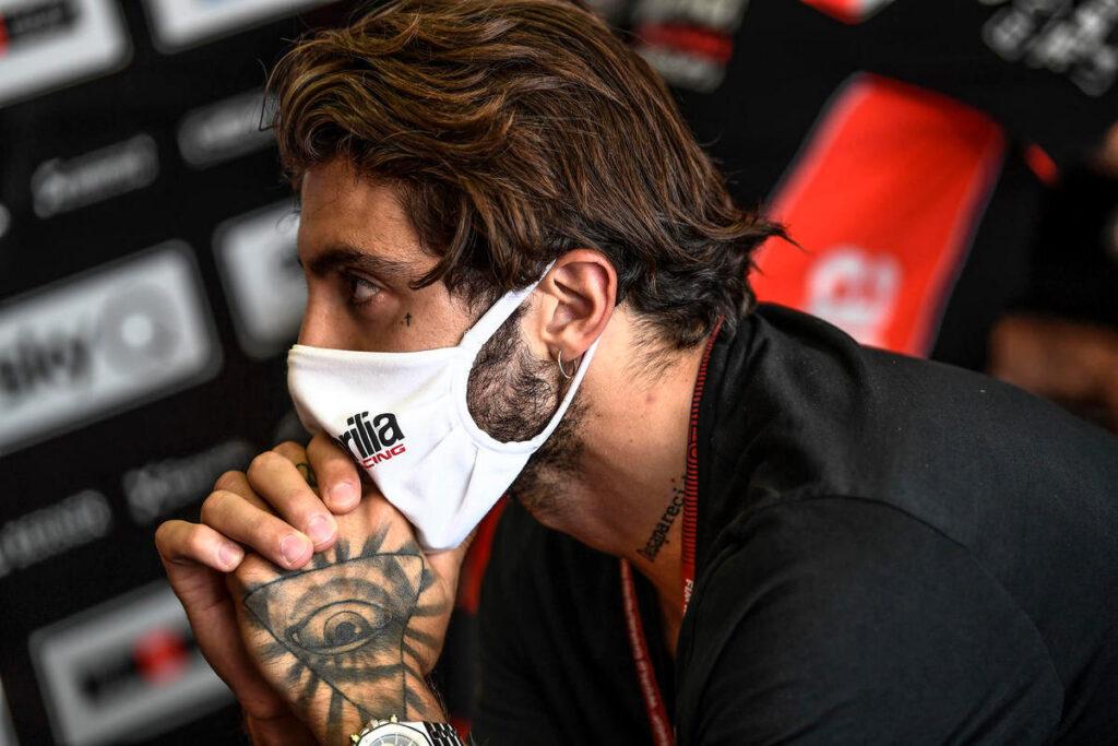 """MotoGP   Caso doping Andrea Iannone: """"Mi auguro di tornare il prima possibile, è il mio sogno"""" [VIDEO]"""