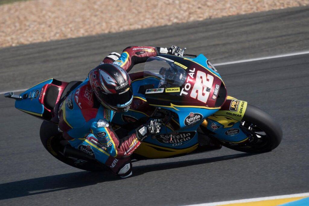 Moto2   Gp Le Mans Warm Up: Lowes davanti a Fernandez e Bastianini