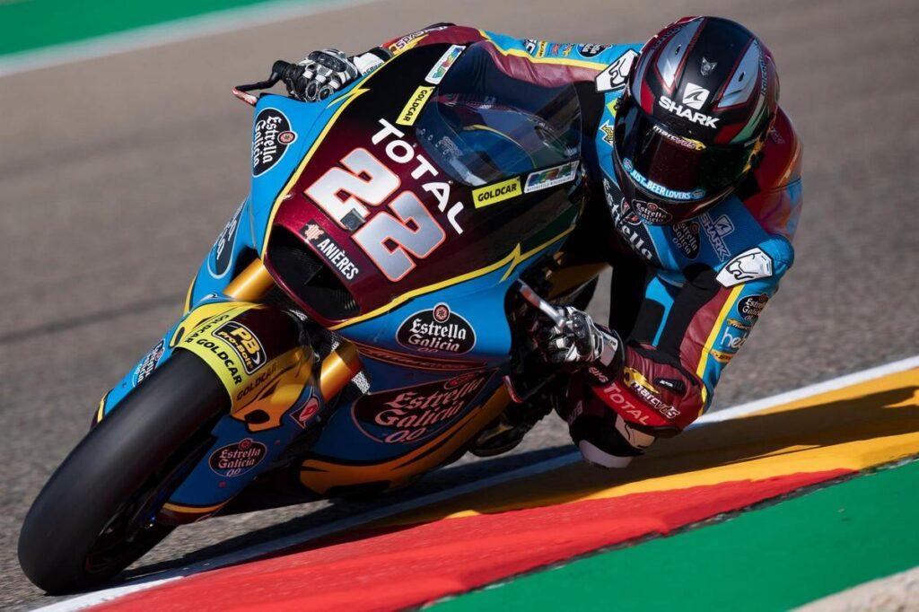 Moto2 | Gp Aragon 2 Warm Up: Lowes precede Di Giannantonio