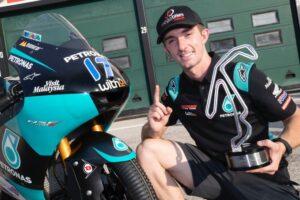 Moto3   McPhee rinnova con Petronas, Toba firma con CIP