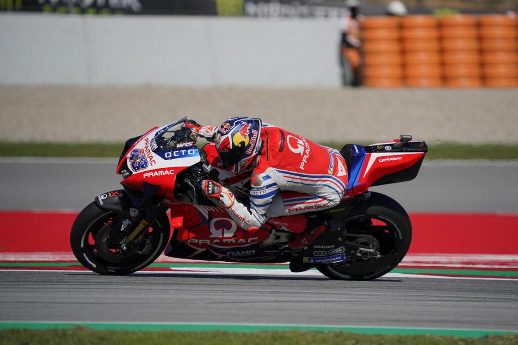 MotoGP | Gp Le Mans FP2: Miller al Top, Rossi è quinto, scivola Dovizioso