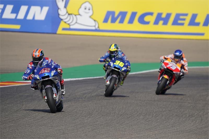 "MotoGP | Gp Aragon 2: Rins, ""Voglio ripetermi"""