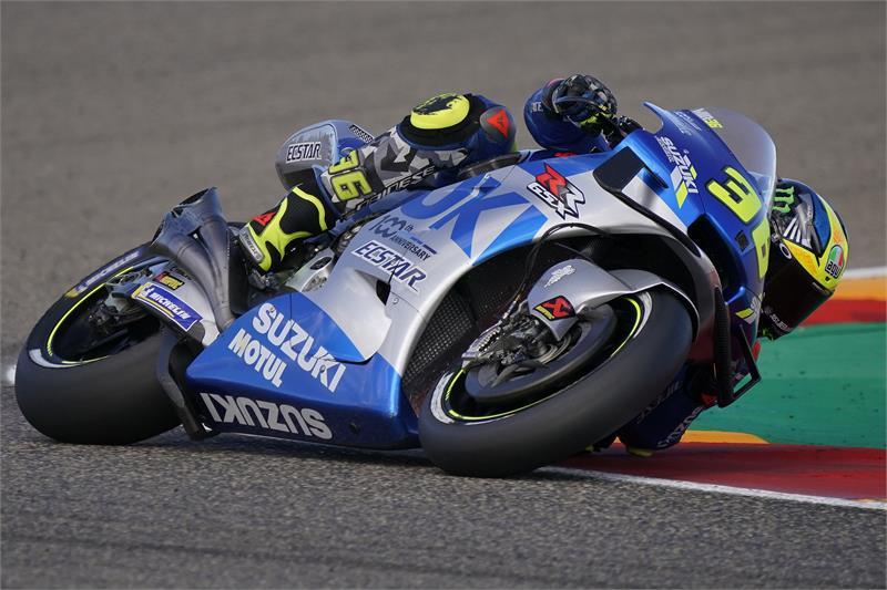 "MotoGP | Gp Aragon 2 Day 1: Mir, ""Sono soddisfatto"""