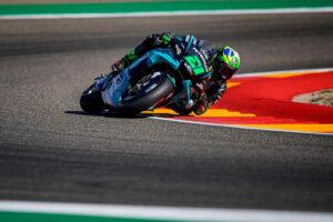 MotoGP | Gp Aragon FP3: Morbidelli il piu veloce, brutta caduta per Quartararo, Ducati in Q1 [VIDEO]