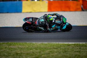 MotoGP | Gp Le Mans Warm Up: Morbidelli al comando, Rossi dodicesimo