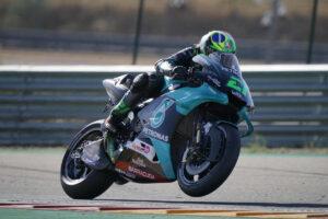 MotoGP | Gp Aragon 2 Gara: Morbidelli domina, Suzuki sul podio