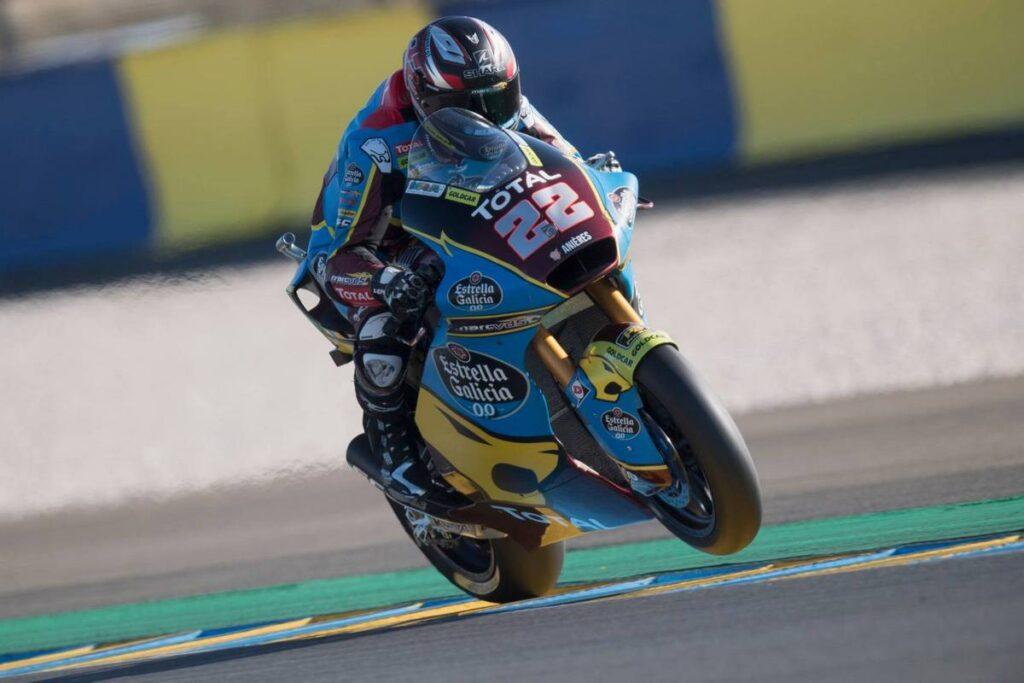 Moto2 | Gp Le Mans Gara: Lowes domina tra il caos