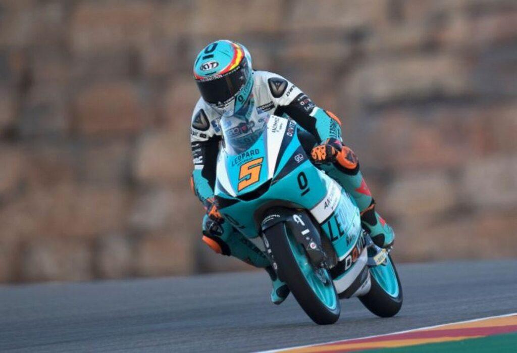 Moto3 | Gp Aragon Gara: Masia beffa Binder e Fernandez