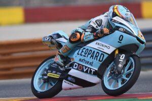 Moto3 | Gp Aragon 2 Gara: Masia beffa tutti nel finale