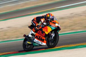 Moto3 | Gp Aragon 2 Qualifiche: Fernandez in pole, Arbolino e Vietti in scia