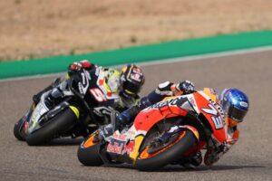"MotoGP | Gp Aragon 2 Gara: Alex Marquez, ""Oggi stavo pensando troppo al podio"""