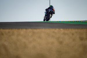"""MotoGP   Gp Aragon Day 1: Franco Morbidelli, """"E' molto pericoloso con il freddo"""""""