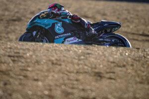 """MotoGP   Gp Aragon Day 1: Fabio Quartararo, """"Non è stata una giornata facile"""""""