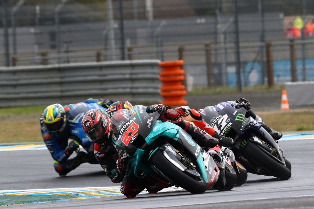 "MotoGP | Gp Le Mans Gara: Fabio Quartararo, ""Gara difficile""[VIDEO]"