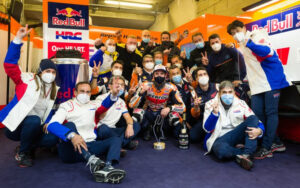 "MotoGP | Gp Le Mans Gara: Alex Marquez, ""Mi sentivo molto bene sulla moto""[VIDEO]"