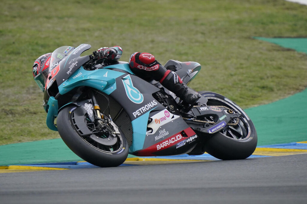 "MotoGP | Gp Le Mans Qualifiche: Fabio Quartararo, ""Volevo la pole""[VIDEO]"