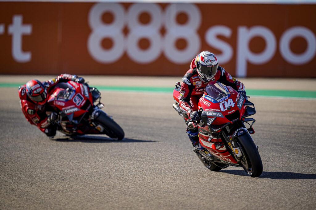 MotoGP | Gp Aragon: Cambiano gli orari dell'intero weekend