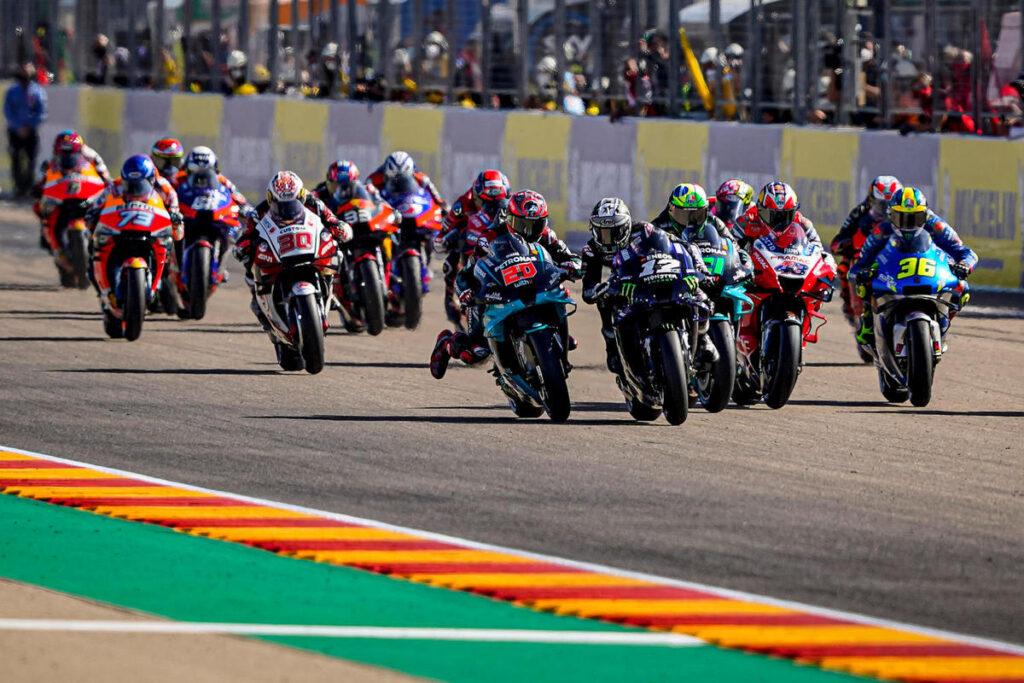 MotoGP | Gp Aragon: vince Rins, Alex Marquez ancora sul podio, Mir nuovo leader, rivivi le emozioni della gara attraverso la nostra Gallery