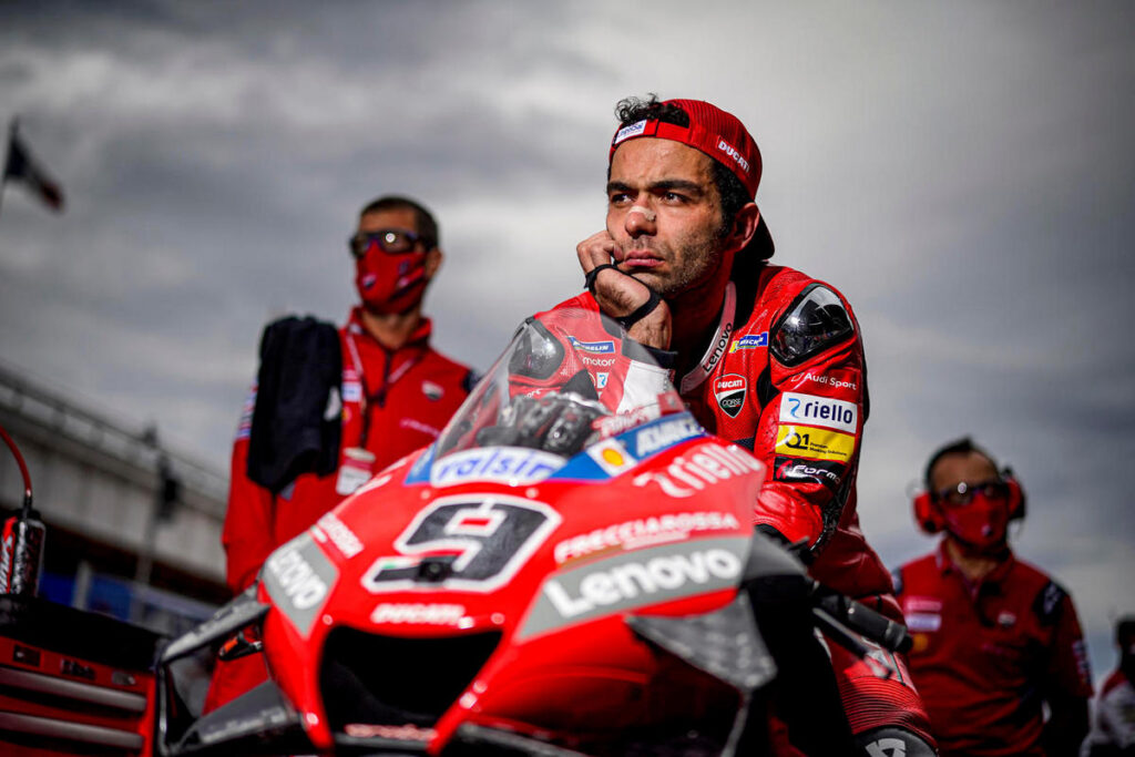 """MotoGP   Gp Le Mans: Petrucci, """"Qualifica fondamentale per la gara"""""""