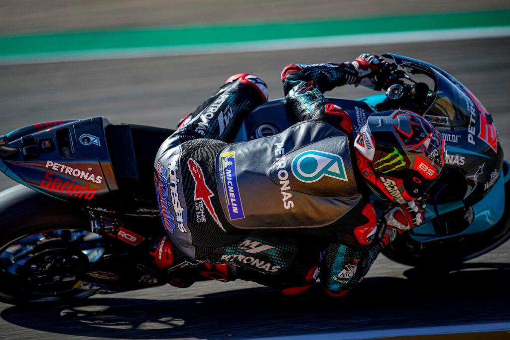 MotoGP | Gp Aragon Qualifiche: Quartararo in pole, frustrazione Dovizioso [VIDEO]