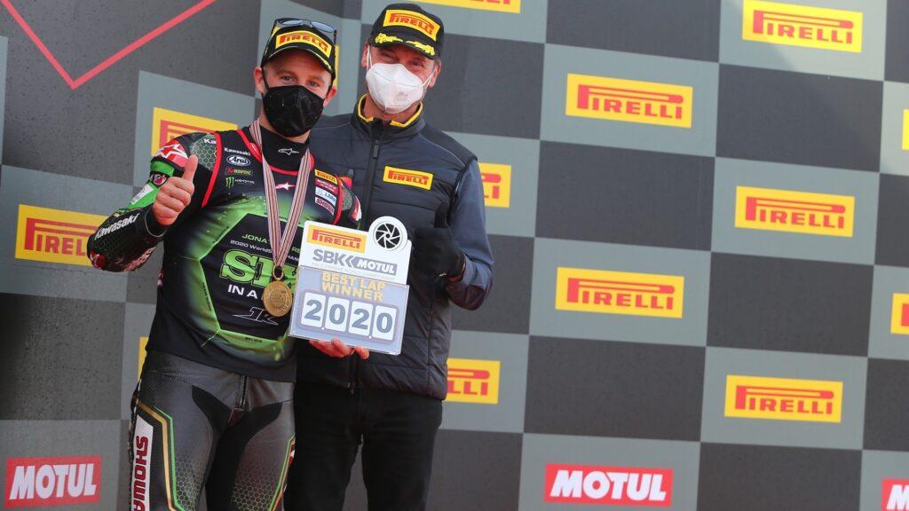 Superbike | Rea vince il Pirelli Best Lap Award e il Tissot Superpole Award