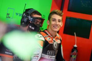 Moto3   Riccardo Rossi positivo al Covid-19