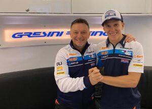 Moto3   Rodrigo rinnova con Gresini