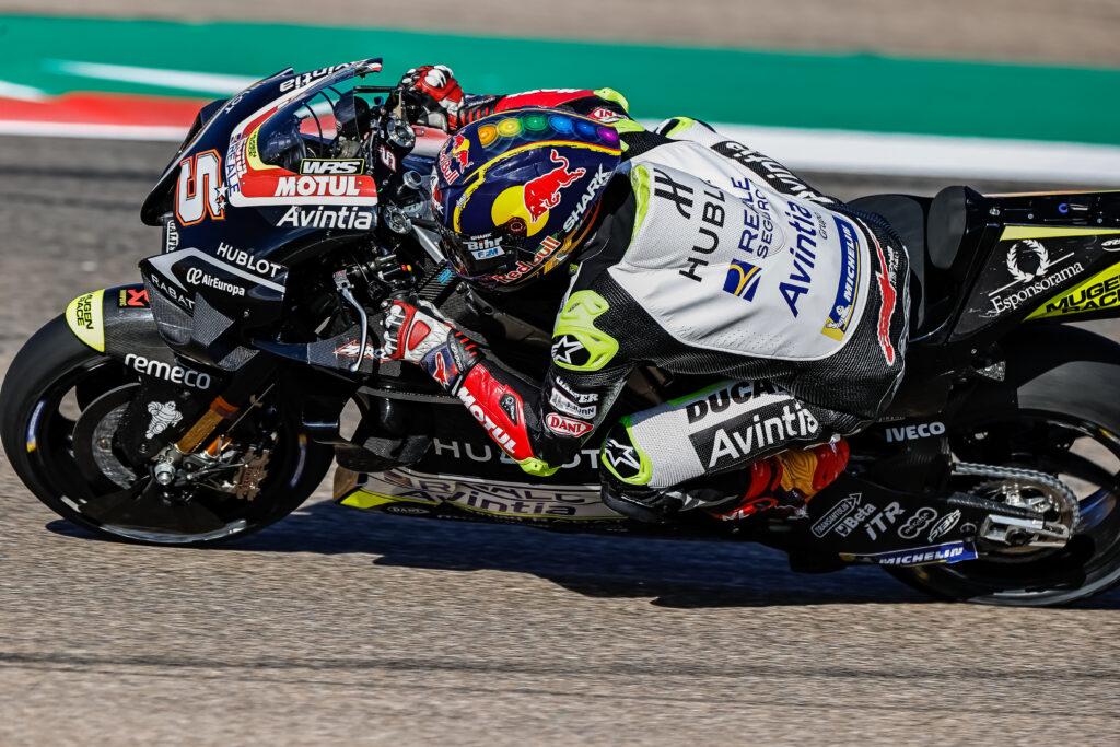 """MotoGP   Gp Aragon Gara: Zarco, """"E' stata una giornata difficile"""""""