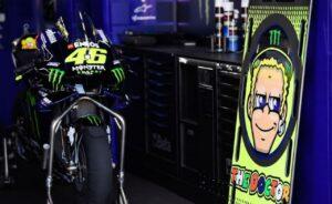 MotoGP | Gp Aragon 2: Yamaha non sostituirà Valentino Rossi
