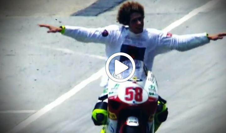 MotoGP | Per sempre SIC: le immagini più belle della carriera di Marco Simoncelli [VIDEO]