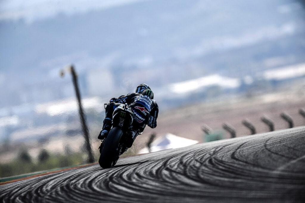"""MotoGP   Gp Aragon Day 1: Maverick Vinales,""""Dobbiamo ancora migliorare ma siamo sulla strada giusta"""""""
