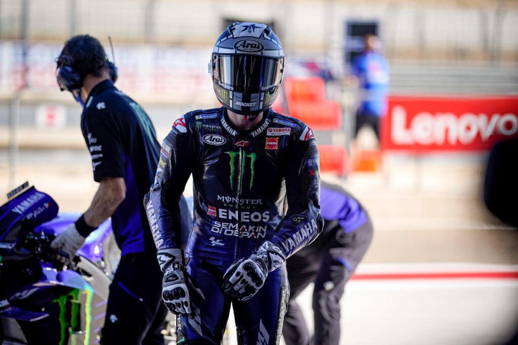 """MotoGP   Gp Aragon 2 Qualifiche: Maverick Vinales,""""Abbiamo ottenuto il massimo"""" [VIDEO]"""