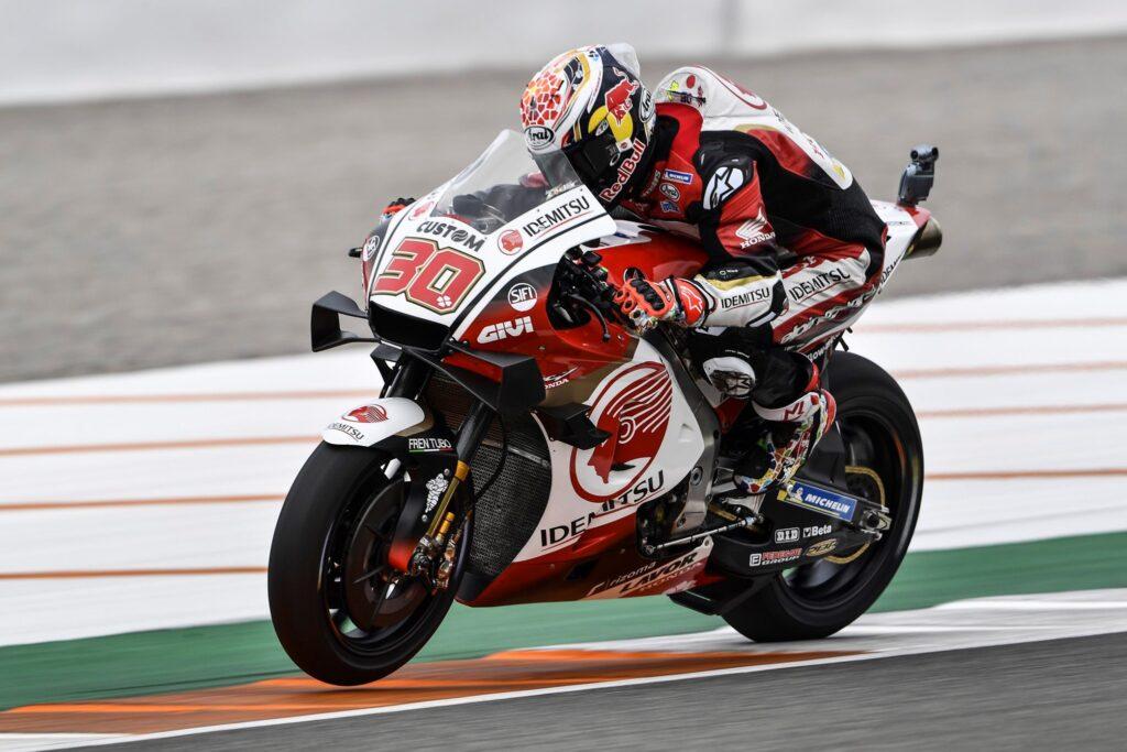 "MotoGP | Gp Valencia 2 Day 1: Taakaki Nakagami, ""Ottimo inizio"""
