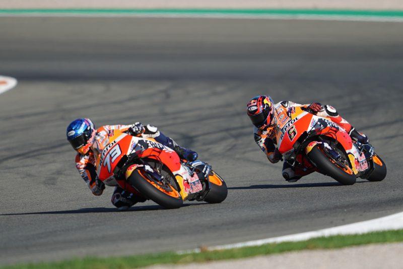 """MotoGP   Gp Valencia 2 Gara: Alex Marquez, """"Non è stata una corsa semplice"""""""
