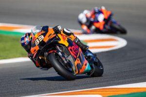 "MotoGP | Gp Valencia 2 Gara: Brad Binder, ""Corsa positiva"""