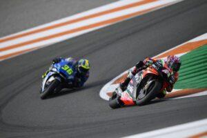 "MotoGP | Gp Valencia 2 Gara: Aleix Espargarò, ""La top 10 è un buon risultato"""