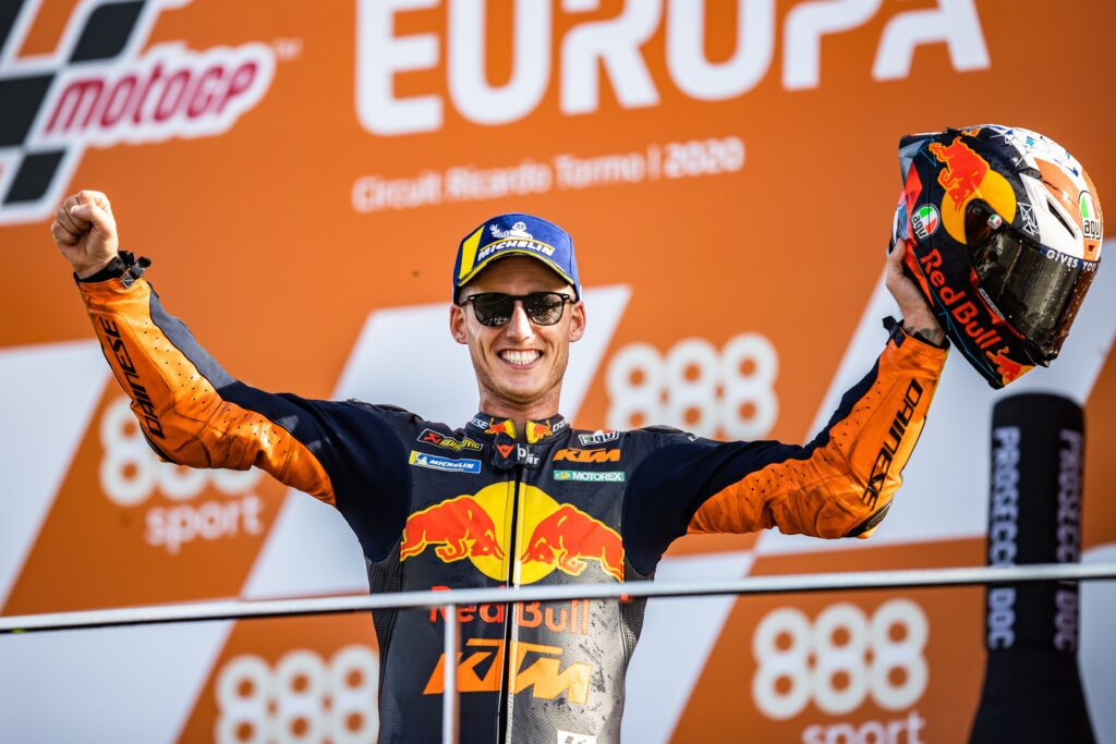 "MotoGP | Gp Valencia Gara: Pol Espargarò, ""Felice per il risultato"""