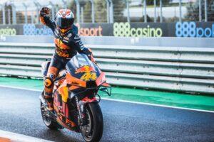 """MotoGP   Gp Valencia Qualifiche: Pol Espargarò, """"Ho dato il tutto per tutto"""""""