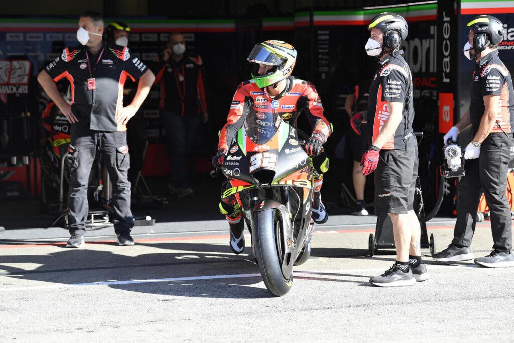 MotoGP | Aprilia conferma Aleix Espargarò, Bradley Smith e Lorenzo Savadori per il 2021