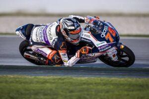 Moto3 | Gp Valencia Warm Up: miglior tempo per Arenas, bene Fenati e Arbolino