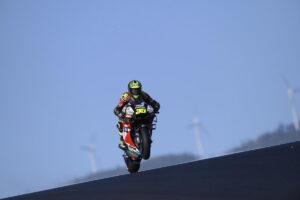 MotoGP | Gp Portimao Warm Up: doppietta LCR con Crutchlow e Nakagami, Rossi 14esimo