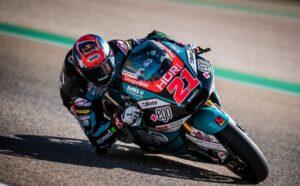 """Moto2   Gp Valencia 2 FP2: Di Giannantonio il migliore, Bastianini """"marca"""" Lowes"""