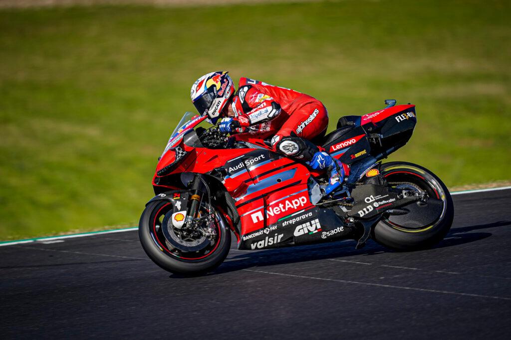 """MotoGP   Gp Portimao Day 1: Dovizioso, """"La gente si dimentica di quanto bene abbiamo fatto con la Ducati"""""""