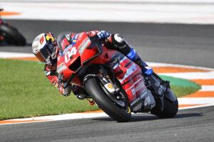 """MotoGP   Gp Valencia 2 Day 1: Dovizioso su possibile azione legale contro Ducati, """"Non commento"""""""